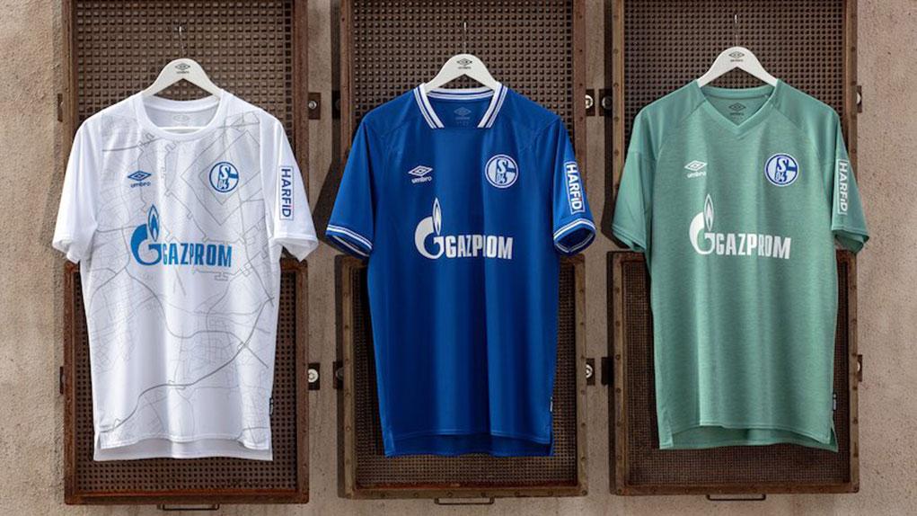 Schalke 04 2020-21 Umbro Kits