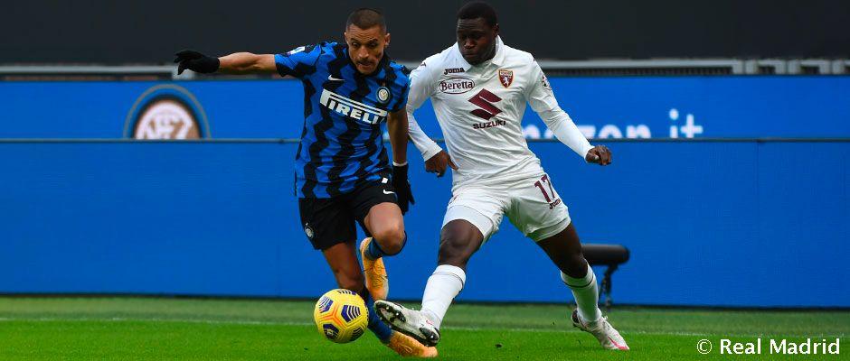 4-2: El Inter remonta al Torino antes de recibir al Real Madrid
