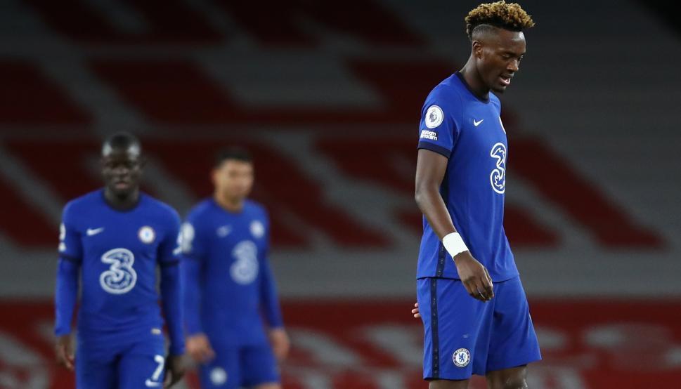 El 'Boxing Day' deja un pequeño incendio en el Chelsea, rival del Atlético