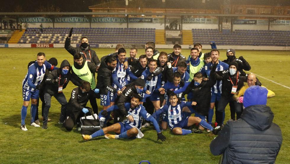 Decepción en el Alcoyano por jugar la Copa ante el Madrid el miércoles 20 de enero