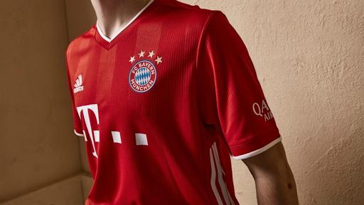 El imparable Bayern Munich estrena su camiseta para la Bundesliga 2020-21