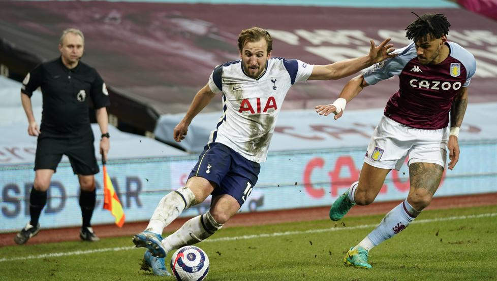 Kane, opción para el Real Madrid y para el City