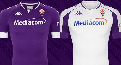 Nuevo partner: Fiorentina estrena sus camisetas 2020-21 junto a Kappa