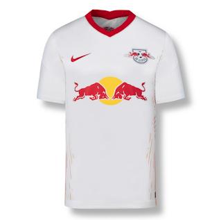 Liberen a la bestia: RB Leipzig luce su camiseta titular para la Bundesliga 2020-21