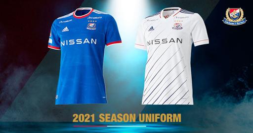 Yokohama F Marinos 2021 adidas kits