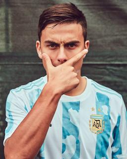 Argentina desafía paladares con su camiseta titular 2021