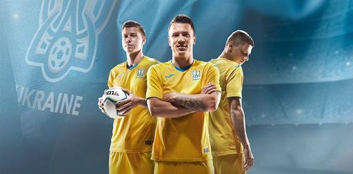 Bordados típicos inspiran las nuevas camiseta de la selección de Ucrania