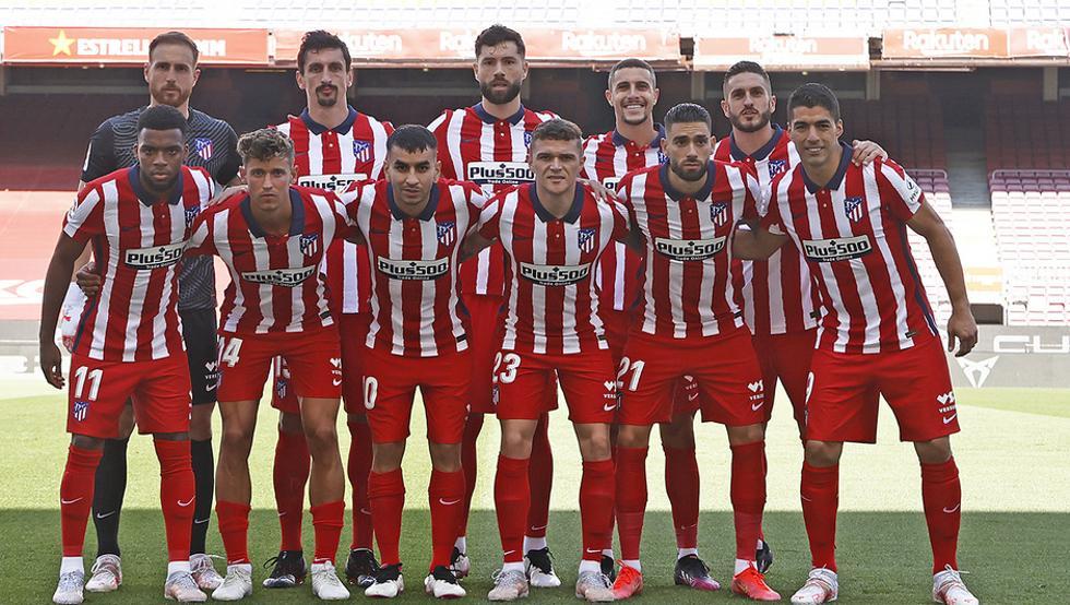 """Así será el Atlético 21/22, """"de continuidad"""""""