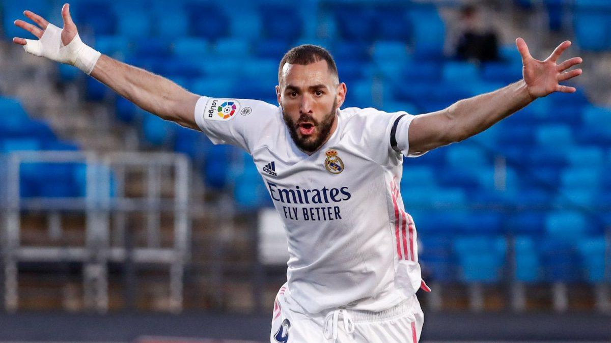 Los 30 goles de Benzema esta temporada