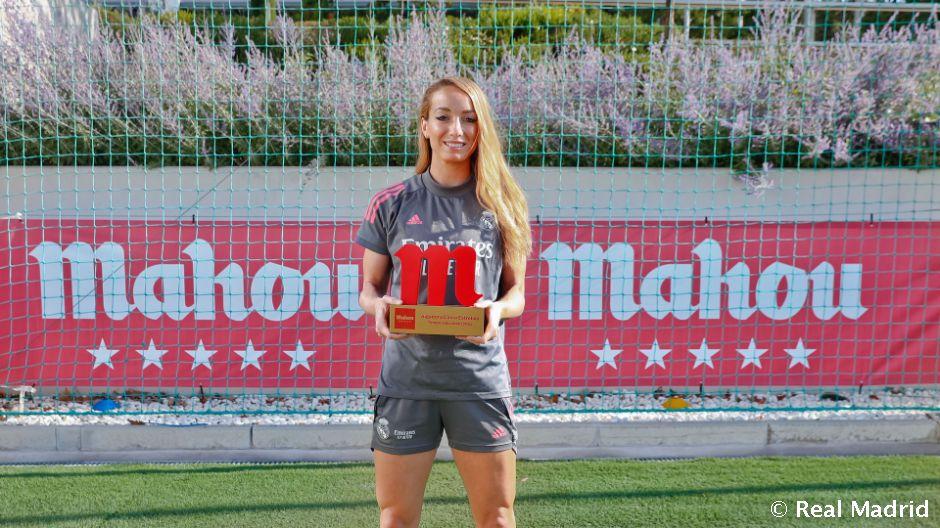 Asllani, Jugadora Cinco Estrellas Mahou de la temporada