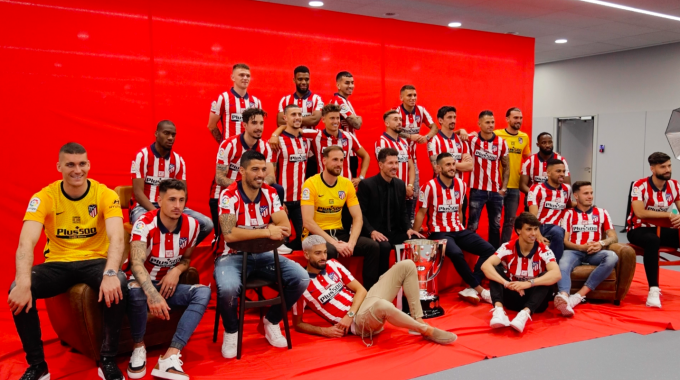 La revolución en el Atlético de Madrid con 12 salidas y seis fichajes para Simeone