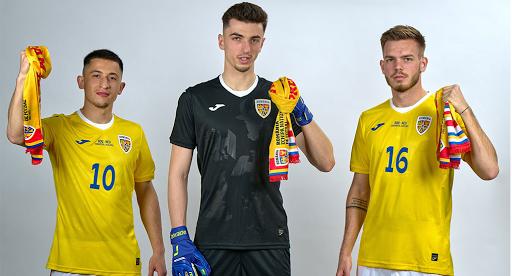 Romania 2021 Joma Kits