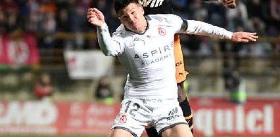 El Real Madrid cede a Augusto Galván al Santos