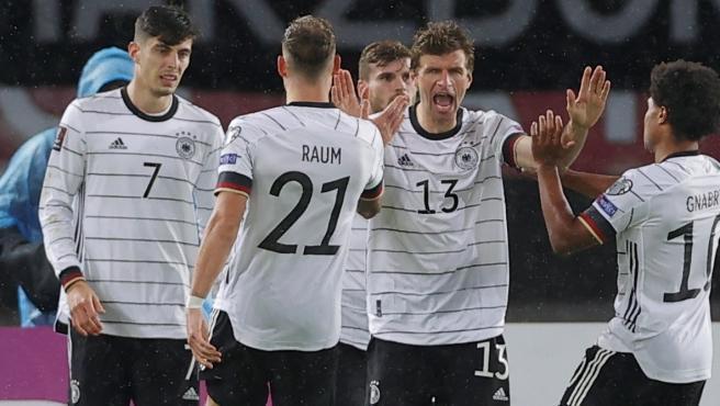 Alemania, primera selección en clasificarse al Mundial de Catar 2022